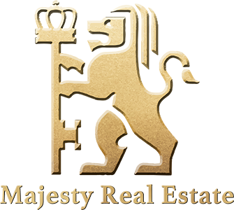 Logo majesty real estate